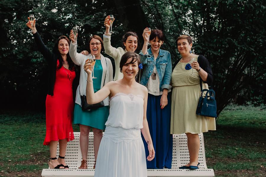 photos de groupe funs photographe mariage bordeaux