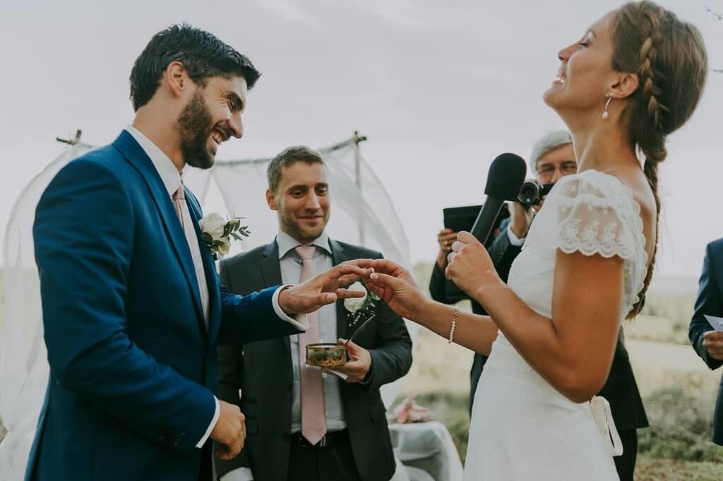 photographe de mariage dans les landes
