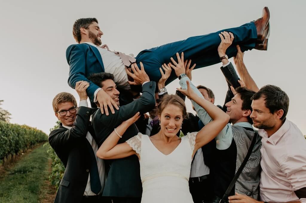 photographe pour un mariage a bordeaux