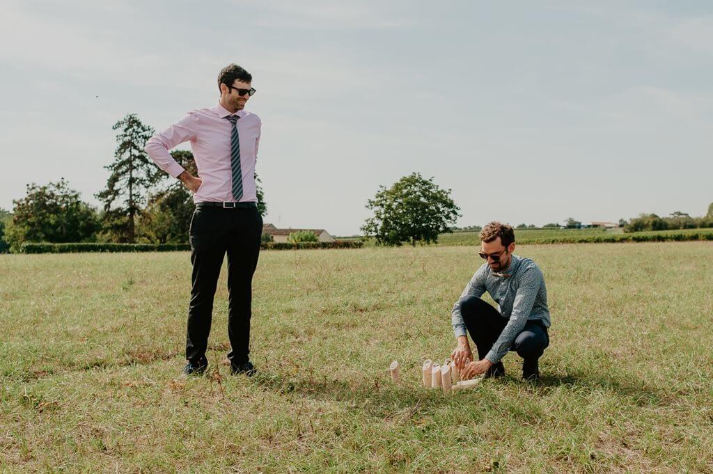 photographe pour un mariage a dax