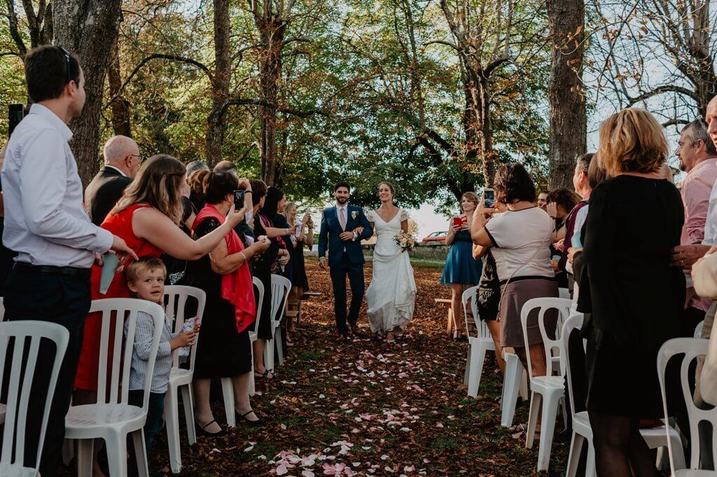 mariage au cap ferret bartherotte