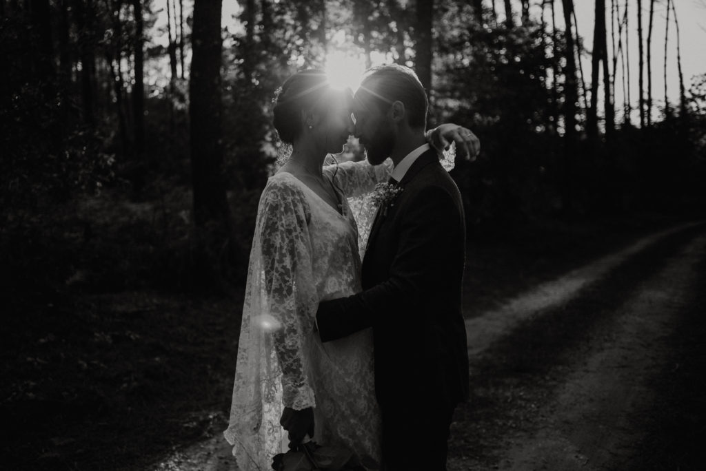 mariage a saint geours de maremne pres de dax dans les landes