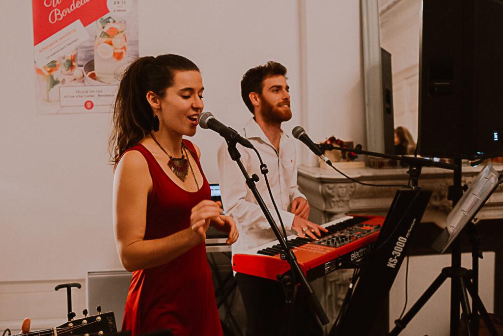 groupe de musique pour soiree de mariage soulex