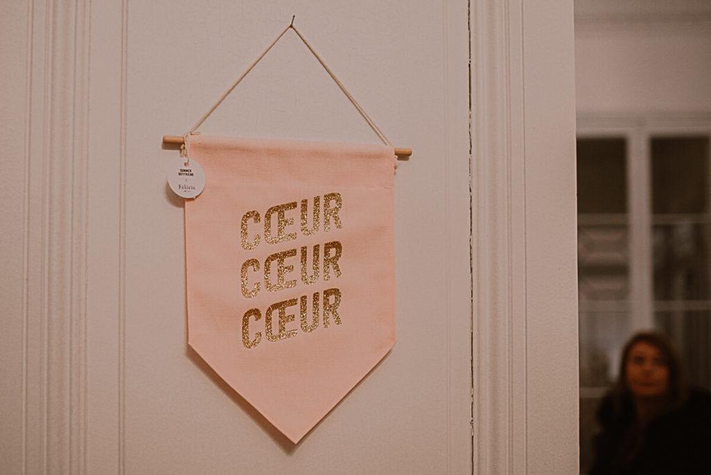 idees de guirlandes decoration de mariage originale