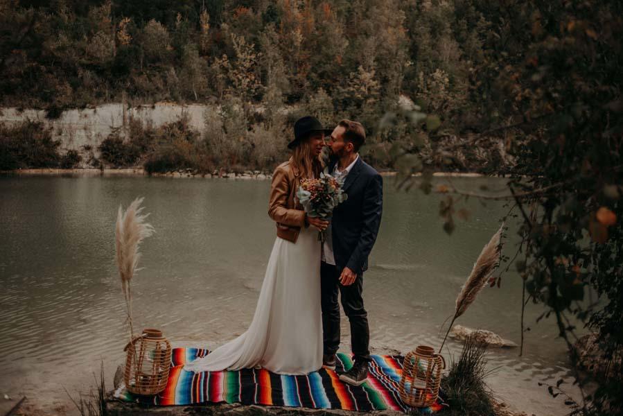 mariage intime a bordeaux mariés photographe